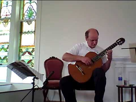 Jose Lezcano plays Soleares by Celedonio Romero 9.4.11 Weston VT.MOV