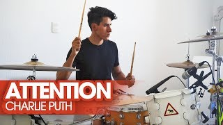 download lagu Attention - Charlie Puth  Drum Remix Cover gratis