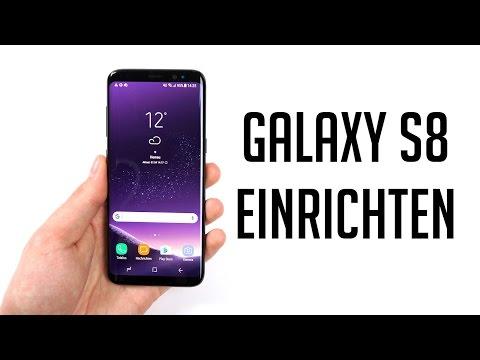 Samsung Galaxy S8: Einrichten & Zweiter Eindruck (Deutsch) | SwagTab