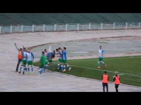 МФК Кристал Херсон — Таврія Сімферополь 3:2. Голи