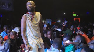 Eddy Kenzo Cries on Stage Performing Bibaawo in Kawanda | Full Performance.