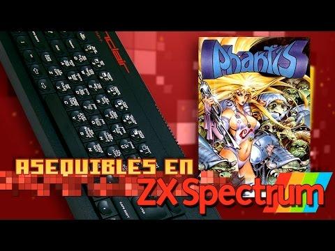 Phantis - Asequibles en Spectrum (#5)