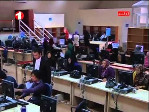 Afghanistan Dari Evening News 17.7.2015 خبرهای شام