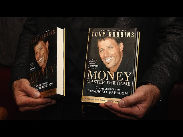 Tony Robbins on What Makes Him Angry
