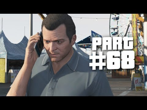 Grand Theft Auto 5 Gameplay Walkthrough Part 68 - Meltdown (GTA 5)