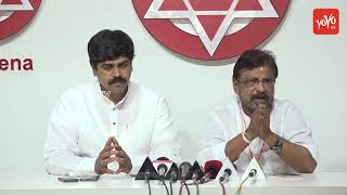 Pawan Kalyan 'Porata Deeksha' to Protect the Health of Kidney Disease victims in Uddanam