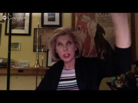 Gold Derby Q&A: Christine Baranski ('The Good Wife')