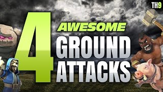4 AWESOME GROUND ARMIES FOR TH9