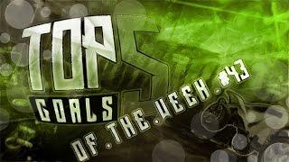Top 5 Goals of the Week #43 | Rocket League