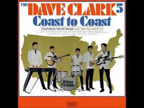 Dave Clark Five - I Cant Stand It