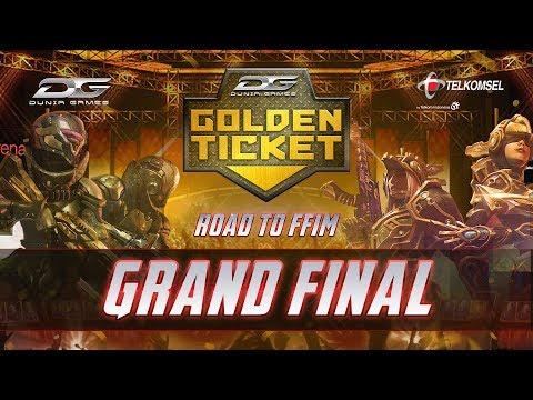 Dunia GamesDunia Games Golden Ticket Grand Final : Road to FFIM  2019