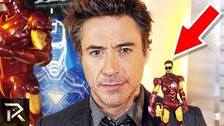 This Is How Robert Downey Jr Spends His Millions