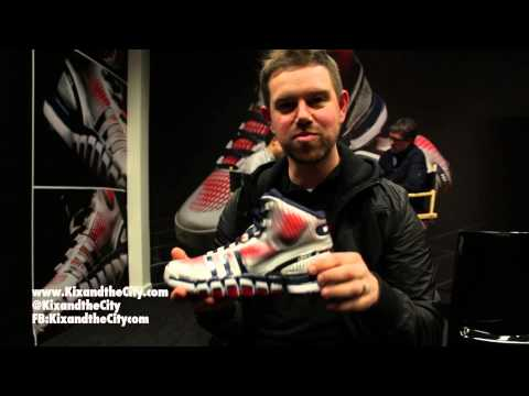 KixandtheCity.com: Robbie Fuller Breaks Down the adidas Crazyquick