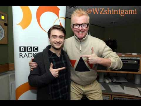 Daniel Radcliffe on BBC Radio 2 [Interview - Talking about THE CRIPPLE OF INISHMAAN]