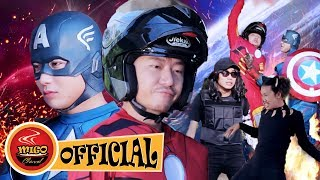 Mì Gõ | Tập 199 :  Cuộc Chiến Không Khoan Nhượng (Phim Hài Hay 2018)