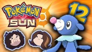 Pokemon Sun: Fighting Preschoolers - PART 12 - Game Grumps