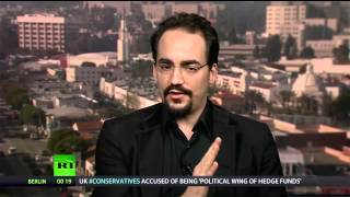 Peter Joseph / The Zeitgeist Movement Feb 18th 2015 Breaking The Set, Abby Martin