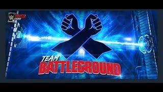 Supercard Temporada 3 #101 Team Battelground