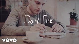 Lauren Alaina - Doin' Fine (Lyric Video)