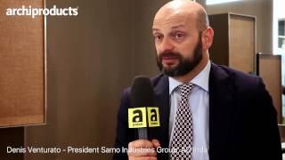 ISH Frankfurt 2017 | INDA - Denis Venturato ci racconta Qamar e Azure