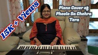 Phoolo Sa Chehra Tera - Anari Piano Cover