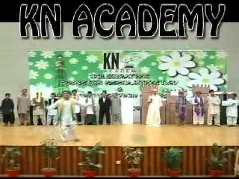 KN Academy 23 rd  March 2012 ( AAO BACHO SAIR KAROON TUM KO...