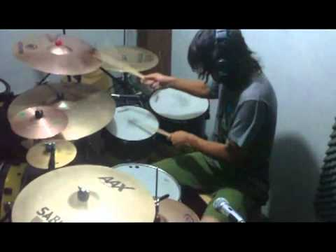 Mika - Audioslave - Revelations (Drum Cover)
