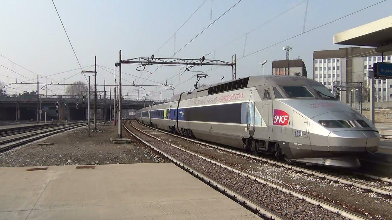 Tutti i treni di milano porta garibaldi 1 parte youtube - Porta garibaldi malpensa terminal 2 ...
