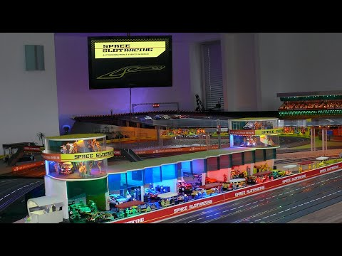 Meine Carrera Rennbahn - slot car racing digital 132
