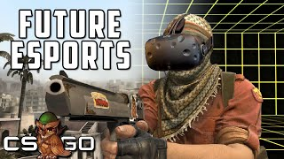Competitive Counter-Strike VR - The Future of ESports