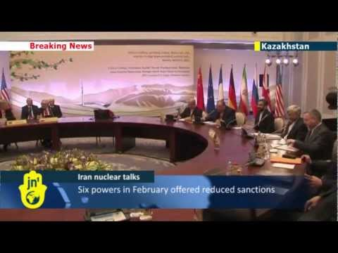 Atomic Iran: Tehran representatives meet with six powers for nuclear talks in Kazakhstan