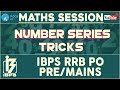 Bank PO IBPS RRB PO PRE MAINS Number Series Tricks Maths Online Coaching For IBPS Bank PO mp3