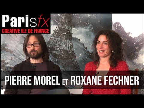 Pierre Morel et Roxane Fechner - Paris FX 2010