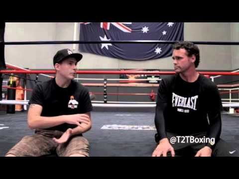 DANIEL GEALE ON FIGHT WITH JARROD FLETCHER, MIDDLEWEIGHT DIVISION & WANTS GENNADY GOLOVKIN REMATCH