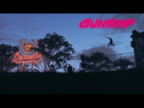 GUNSHIP - The Mountain [Official Music Video]