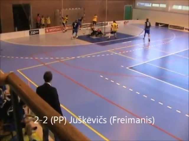 Ulbroka/FS Masters - FK Rīga