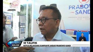 Dikritik Demokrat, BPN: Kampanye Prabowo-Sandi Dihadiri Lintas Agama