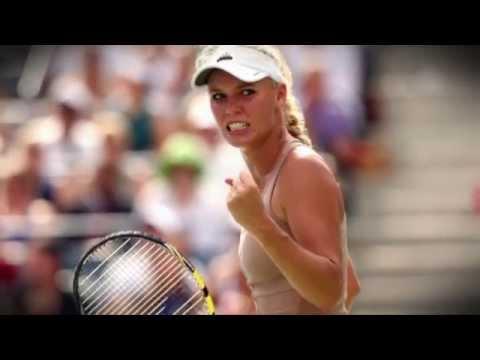 Caroline Wozniacki fordert Serena Williams im Finale | US Open | Damenfinale