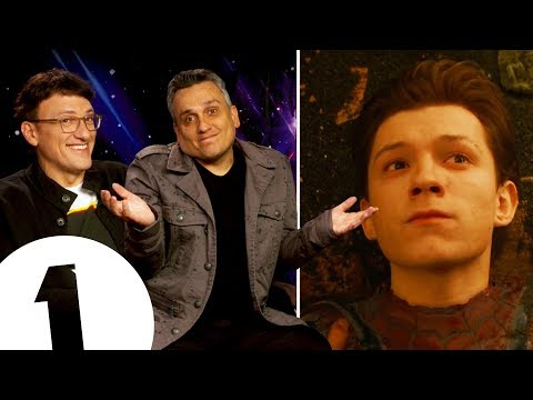"""""""You Can Trust Us!"""" Avengers: Endgame's Russo Brothers On Korg, """"Thanus"""" And Dusting Spider-Man."""