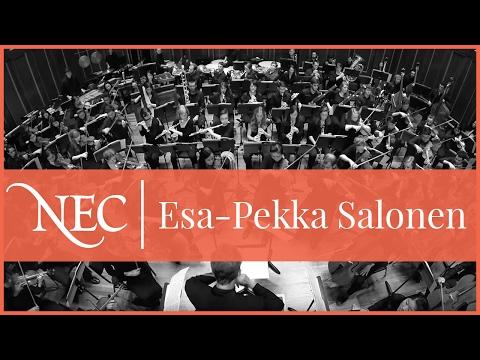 "NEC Philharmonia: Esa-Pekka Salonen ""LA Variations"""