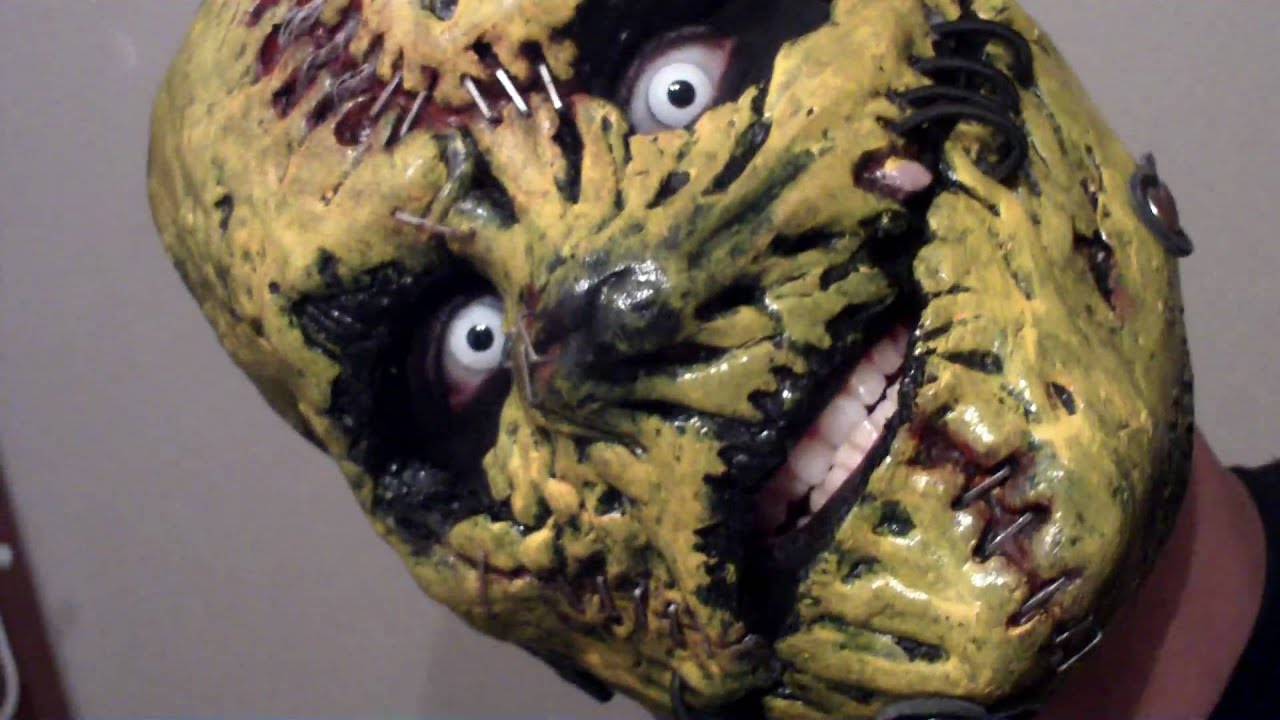 Corey Taylor Vol 3 Mask By Agothinncloth Youtube