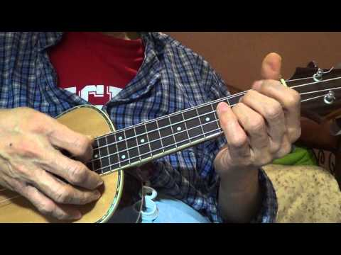 Whole Lotta Love (intro)/Led Zeppelin(cover) How to play in ukelele