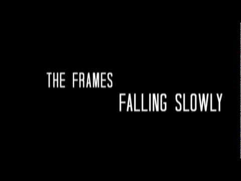 The Frames - Falling Slowly (Lyrics on Screen - HD)