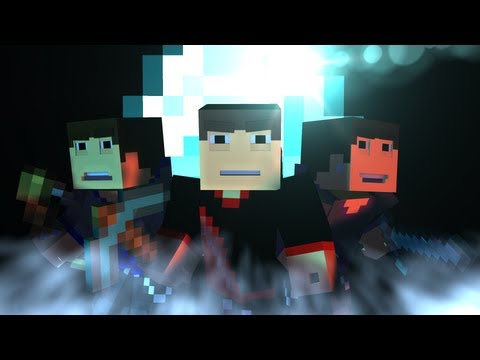 Were Miners and We Know It - A Minecraft Parody of LMFAOs Sexy...