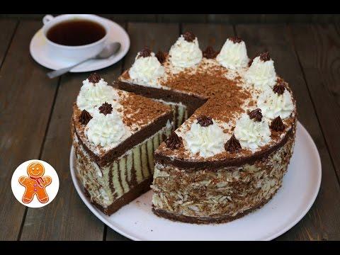 """Торт """"Мелодия"""" очень красивый и вкусный ✧ """"Melody"""" Cake (English Subtitles)"""
