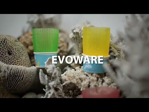 MLDSPOT TV - Evoware, Ciptakan Gelas yang Bisa Dimakan