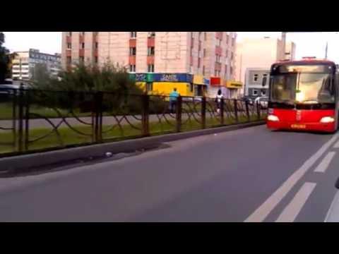 Заниженный автобус