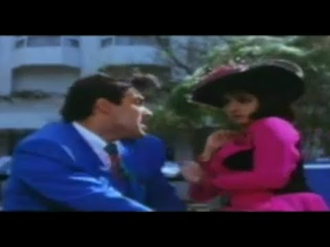 I Am Very Sorry Tera Naam - Chand Ka Tukda - Salman Khan & Sridevi...
