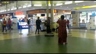 Panji Buskers Angsana Ipoh Mall Widuri