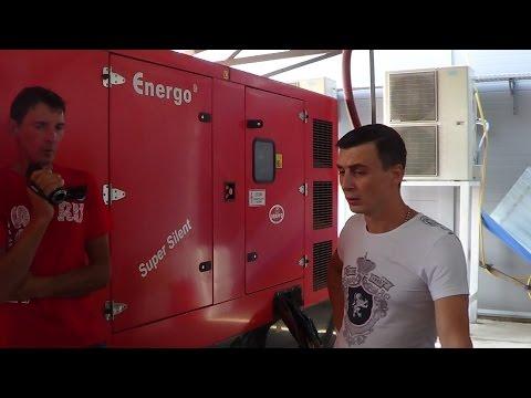 2-3 Электролизёр Александра Кузнецова (Star Industries): Экономия топлива на дизель-генераторе